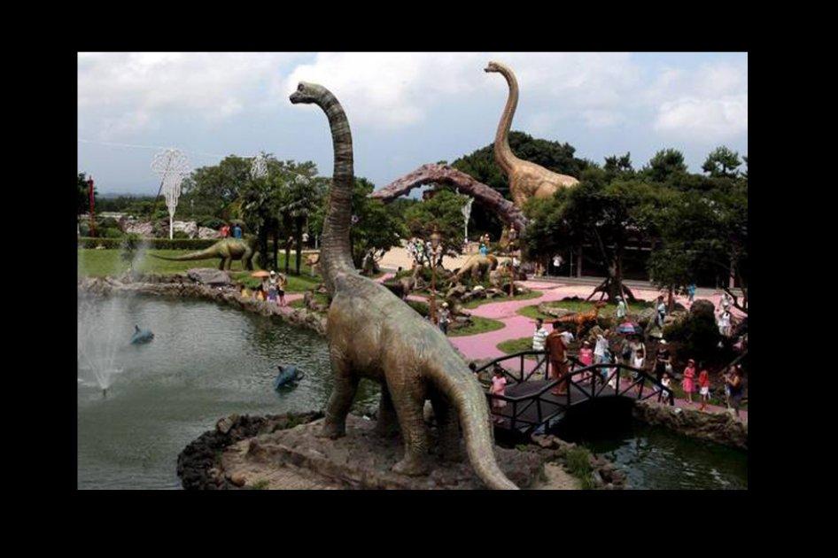 Construiran Gran Parque Jurasico En Australia El Espectador El ruido y el movimiento que genera la plaza en días festividades. parque jurasico en australia