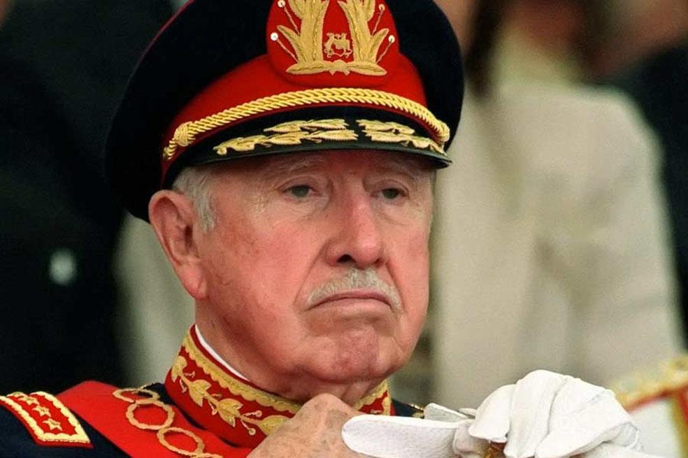 Pinochet Y Allende La Traicion Y El Sacrificio El Espectador